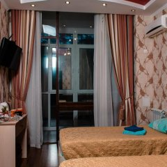 Светлана Плюс Отель 3* Стандартный номер с 2 отдельными кроватями фото 15