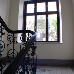 Апартаменты Kunsthaus Apartments Вена балкон