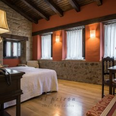 Отель El Peiron Сос-дель-Рей-Католико комната для гостей фото 3
