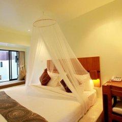 Отель Mimosa Resort & Spa 4* Номер Делюкс с различными типами кроватей фото 15