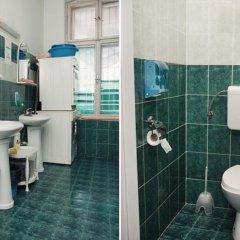 Отель Central Station Hostel Сербия, Белград - отзывы, цены и фото номеров - забронировать отель Central Station Hostel онлайн ванная фото 2