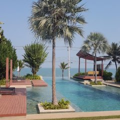 Отель Pranaluxe Pool Villa Holiday Home 3* Вилла с различными типами кроватей фото 33