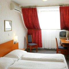 City Hotel Tabor 3* Стандартный номер с разными типами кроватей фото 4