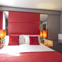 Отель BDB Luxury Rooms Margutta 3* Стандартный семейный номер с двуспальной кроватью