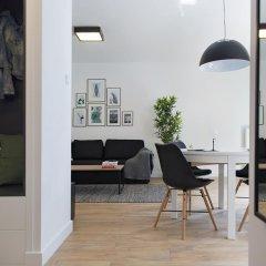 Апартаменты Apartinfo Chmielna Park Apartments Улучшенные апартаменты с различными типами кроватей фото 4