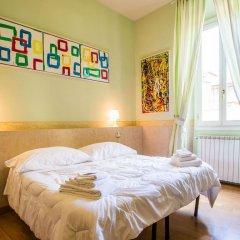 Отель Il Terrazzino su Boboli 3* Стандартный номер с различными типами кроватей фото 9