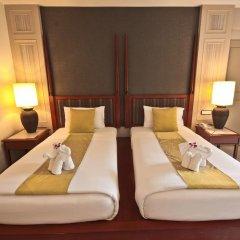 Отель Phuket Orchid Resort and Spa 4* Стандартный номер с двуспальной кроватью фото 13