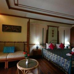 Отель Krabi Success Beach Resort 4* Улучшенный номер с различными типами кроватей фото 8