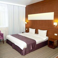 Гостиница Park Wood Академгородок 4* Улучшенный номер с двуспальной кроватью фото 3