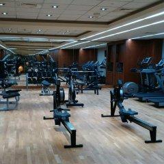 Отель Grand Millennium Muscat фитнесс-зал фото 2
