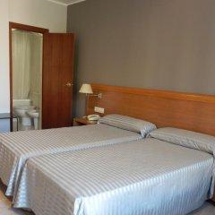 Hotel Ingles Стандартный номер с различными типами кроватей фото 8