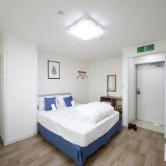 Отель K-GUESTHOUSE Dongdaemun 4 2* Стандартный номер с двуспальной кроватью фото 2