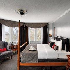 Отель The Gatsby Mansion Канада, Виктория - отзывы, цены и фото номеров - забронировать отель The Gatsby Mansion онлайн комната для гостей фото 5