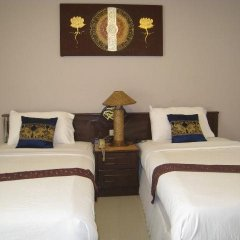 Отель Natural Beach 3* Улучшенный номер фото 5