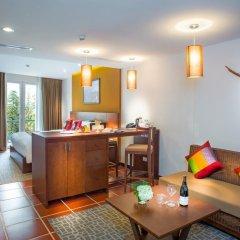 U Sapa Hotel 4* Улучшенный номер с различными типами кроватей фото 2
