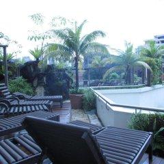 Отель Robertson Quay Hotel Сингапур, Сингапур - отзывы, цены и фото номеров - забронировать отель Robertson Quay Hotel онлайн балкон