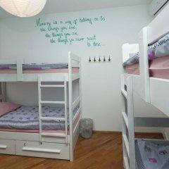 Pozitiv Hostel Кровать в общем номере с двухъярусной кроватью фото 12