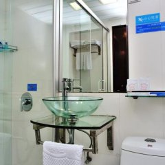 The Shenzhen Overseas Chinese Hotel Шэньчжэнь ванная фото 2