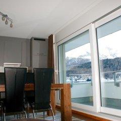 Отель Aladin Appartments St.Moritz Швейцария, Санкт-Мориц - отзывы, цены и фото номеров - забронировать отель Aladin Appartments St.Moritz онлайн балкон