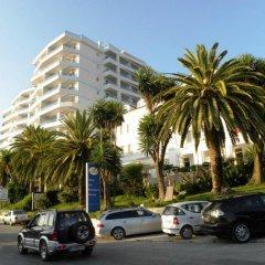 Апартаменты Apartments Serxhio парковка