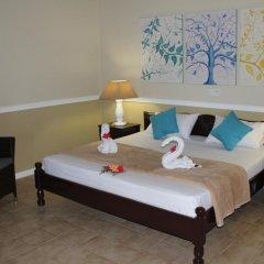 Hotel La Roussette 3* Улучшенный номер с различными типами кроватей фото 9