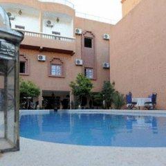 Отель Nadia Марокко, Уарзазат - отзывы, цены и фото номеров - забронировать отель Nadia онлайн бассейн фото 2
