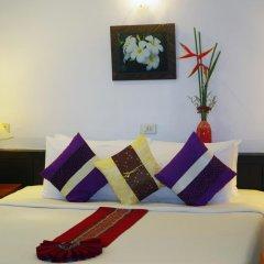 Samui Island Beach Resort & Hotel 3* Улучшенное бунгало с различными типами кроватей