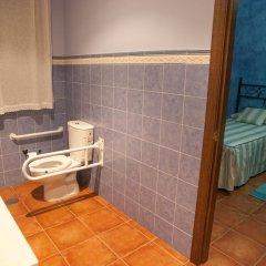 Отель Casa Rural Beatriz Стандартный номер с 2 отдельными кроватями