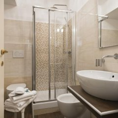 Отель Relais Bocca di Leone ванная фото 2