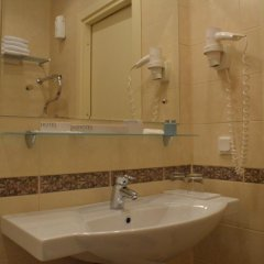 Гостиница Астон 4* Улучшенный номер с различными типами кроватей фото 10