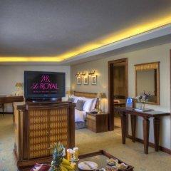 Отель Le Royal Hotels & Resorts - Amman 5* Улучшенный люкс с различными типами кроватей фото 4
