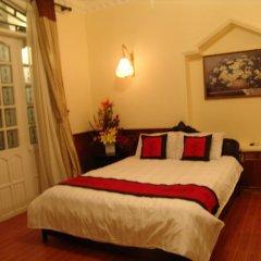Hue Home Hotel 3* Номер Делюкс с различными типами кроватей фото 4