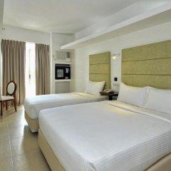 Wellcome Hotel 3* Номер Делюкс с двуспальной кроватью фото 4