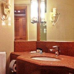 Отель Movenpick Resort Taba 5* Стандартный номер с различными типами кроватей фото 2