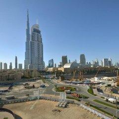 Апартаменты One Perfect Stay Studio Burj Al Nujoom Студия Делюкс с различными типами кроватей фото 8