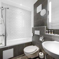 Отель Mercure Budapest City Center 4* Улучшенный номер с различными типами кроватей фото 6