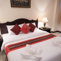 Отель True Siam Rangnam 3* Улучшенный номер фото 4