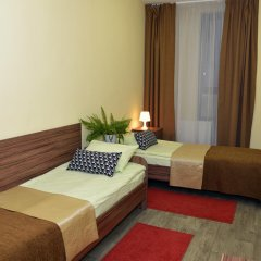 Гостиница Вояж Номер категории Эконом с 2 отдельными кроватями фото 2