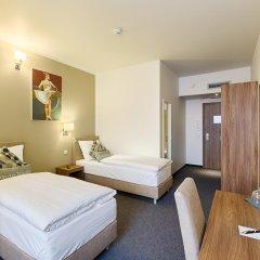 BO Hotel Hamburg 3* Стандартный номер с различными типами кроватей фото 3