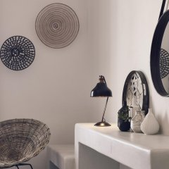 Отель Santo Maris Oia, Luxury Suites & Spa 5* Полулюкс с двуспальной кроватью фото 18