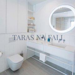 Апартаменты Taras Na Fali Apartments Сопот ванная