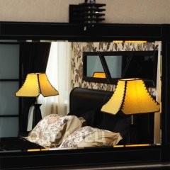 Гостиница Ночной Квартал 4* Студия Делюкс разные типы кроватей фото 6