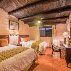 Hotel Mision Cerocahui 2* Стандартный номер с различными типами кроватей