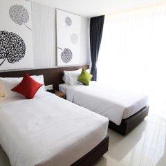 Отель Aspira Prime Patong 3* Улучшенный номер двуспальная кровать фото 10