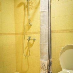 Гостевой дом на Московском Номер Комфорт с различными типами кроватей фото 10