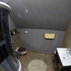 Отель Sunshine Chalet Польша, Закопане - отзывы, цены и фото номеров - забронировать отель Sunshine Chalet онлайн ванная фото 2