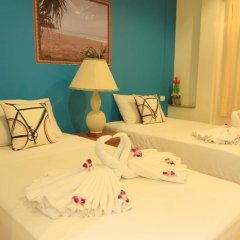 Отель Naithon Beachfront By Byg комната для гостей фото 2
