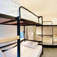 The Yard Hostel Кровать в общем номере с двухъярусной кроватью фото 7