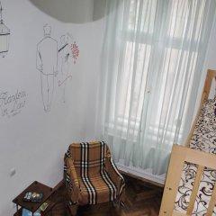 Рандеву Хостел Кровать в общем номере с двухъярусной кроватью фото 3