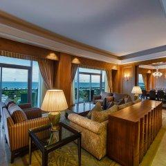Calista Luxury Resort 5* Королевский люкс с двуспальной кроватью фото 3